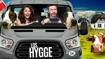 Los Hygge, una pareja muy natural