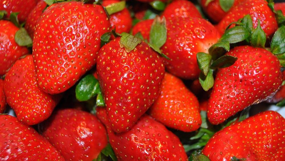Un estudio en ratones muestra como actuan las fresas contra el cancer de mama