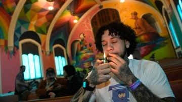 Primera Iglesia Internacional del Cannabis