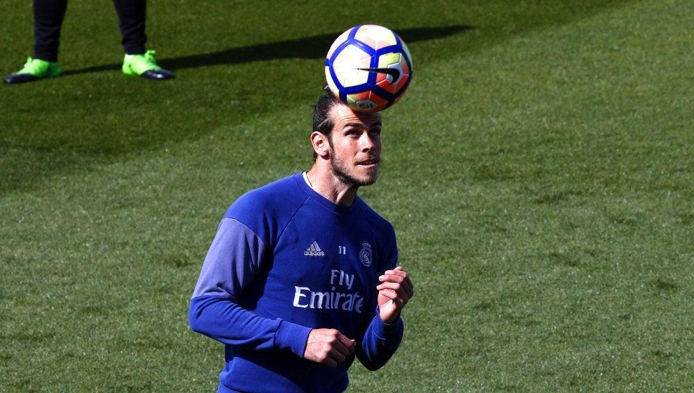 Gareth Bale se recupera de cara al Clásico