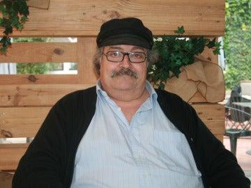 El cantautor, gastrónomo y radiofonista Pere Tapias