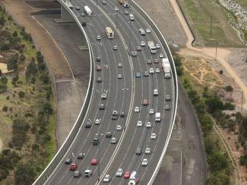 Carretera en Australia