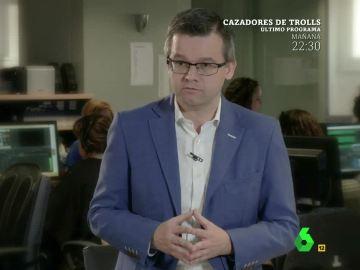 Manuel Rico, director de 'Infolibre'