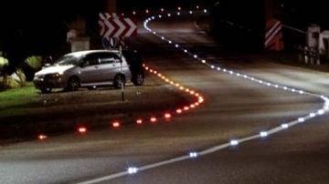 Sensores piezoelectricos para aumentar la seguridad en carreteras