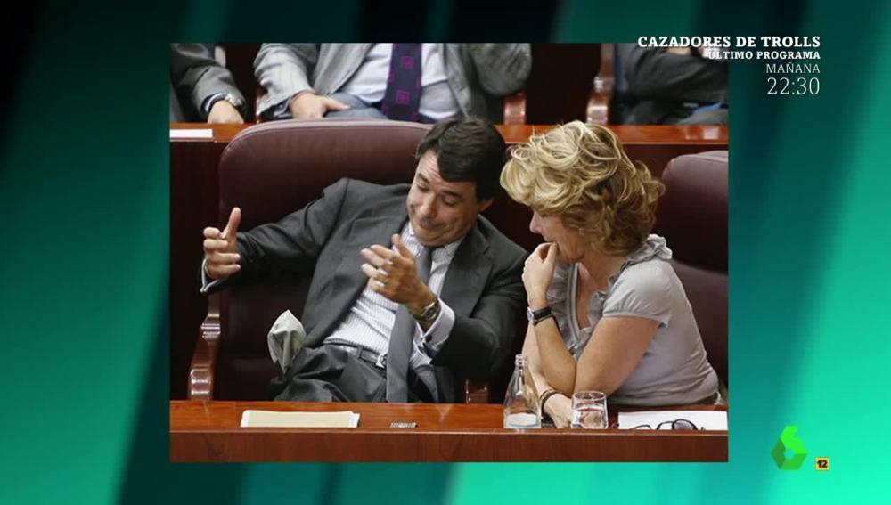 Aguirre registra a Ignacio González