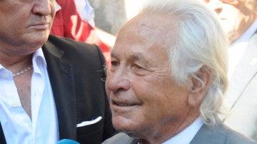 El extorero Sebastián Palomo Linares