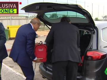 José María Del Nido abandona la cárcel