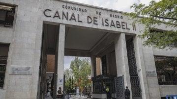 Instalaciones del Canal de Isabel II