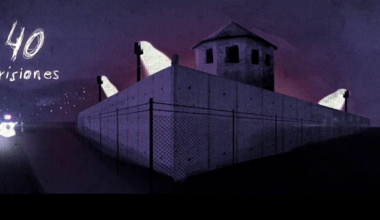 40 prisiones
