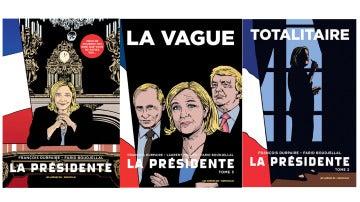 La trilogía de François Dupaire