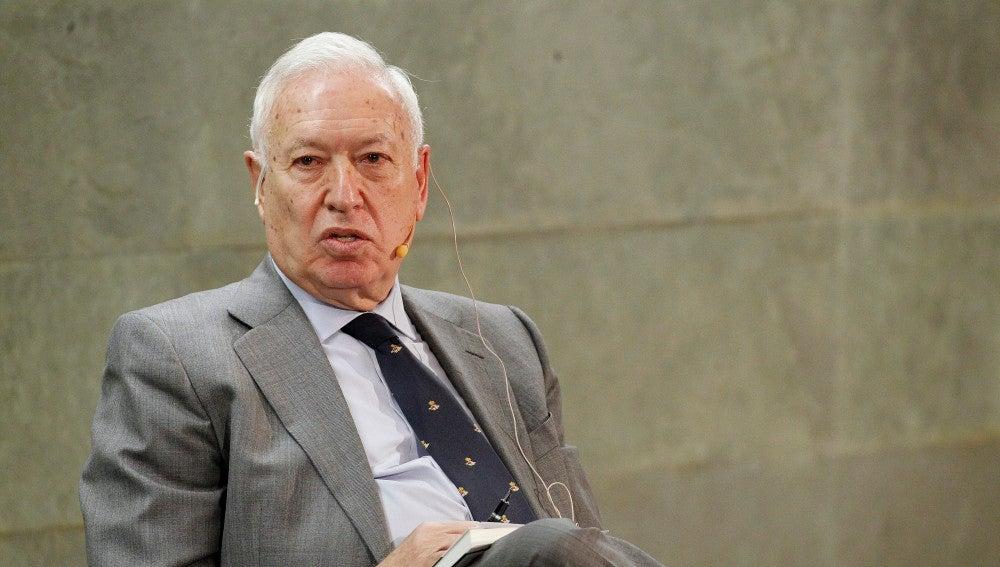José Manuel García-Margallo, el ex ministro de Asuntos Exteriores