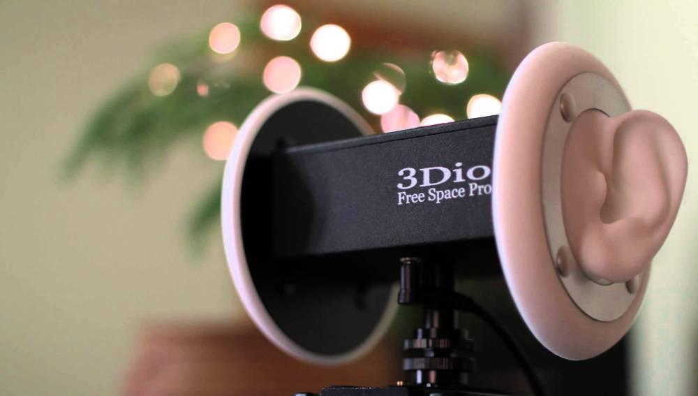 3dio, micrófono