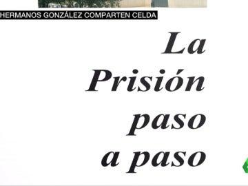 Frame 21.828213 de:  Instituciones Penitenciarias confirman que Ignacio Gonzaléz y su hermano comparten celda en Soto del Real