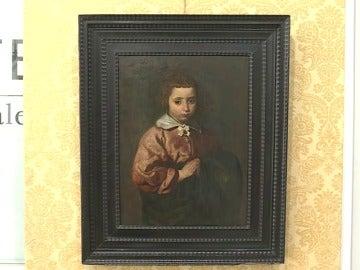 Frame 58.887884 de: Un comprador anónimo paga ocho millones de euros por un cuadro inédito que atribuyen a Velázquez