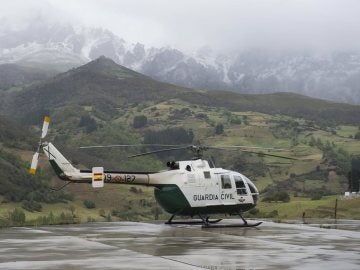 Helicóptero de la Guardia Civil (Archivo)