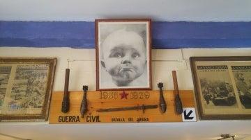 Museo de la Batalla de El Jarama, Guerra Civil Española