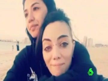 María Jimena y Shaza