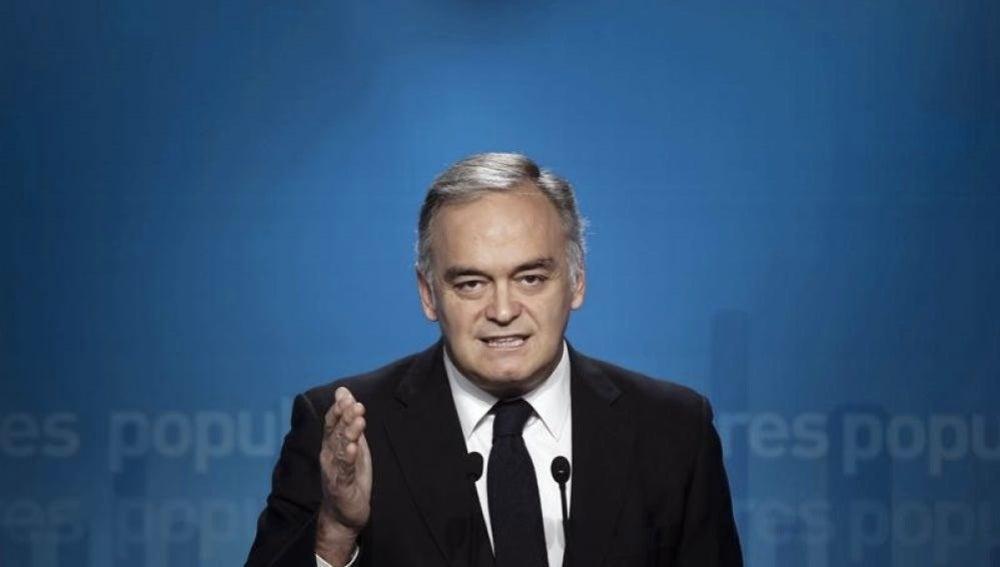Esteban González Pons, eurodiputado del Partido Popular
