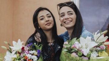 Jimena y Shaza