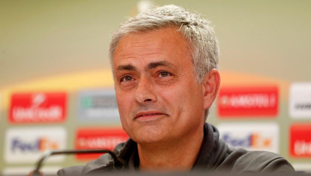 Mourinho, en su rueda de prensa previa al partido contra el Celta
