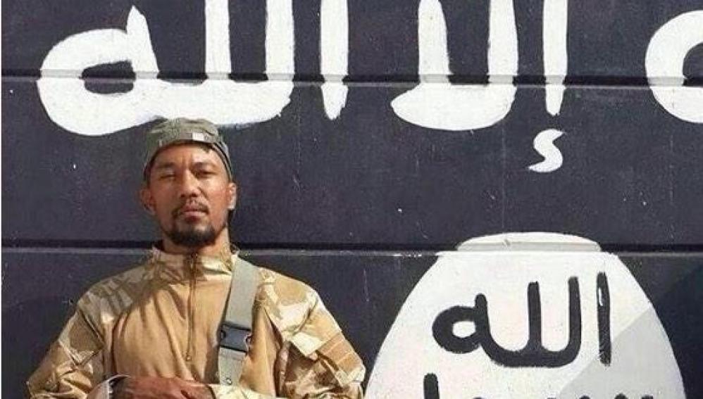 El rapero Denis Cuspert unido a Daesh