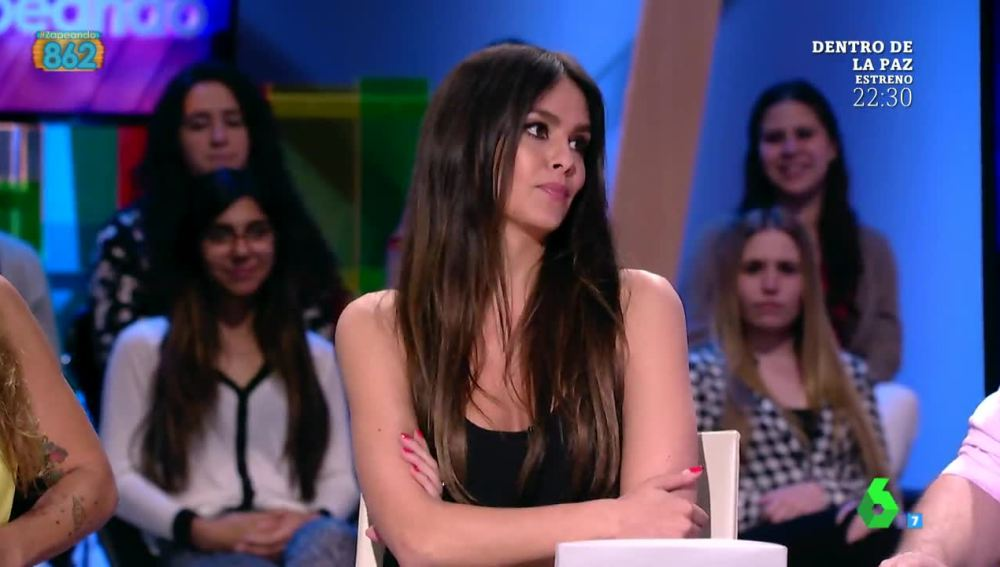 Cristina Pedroche, dolida con Frank Blanco