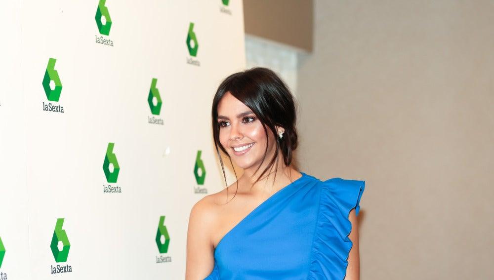 Cristina Pedroche presentando Dentro De