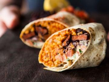 Polémica 'paella burrito'