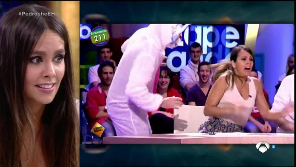 Sustos a Cristina Pedroche