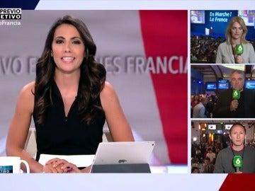 Frame 11.539805 de: 'Especial El Objetivo: Elecciones Francia', el domingo en laSexta