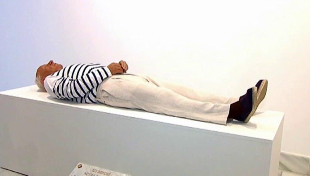 Picasso se suma a la lista de cadáveres famosos convertidos en arte