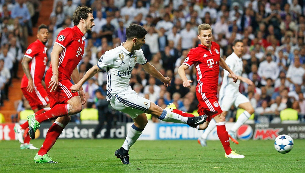 Real Madrid - Bayern de Múnich