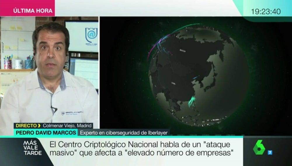 Pedro David Marcos