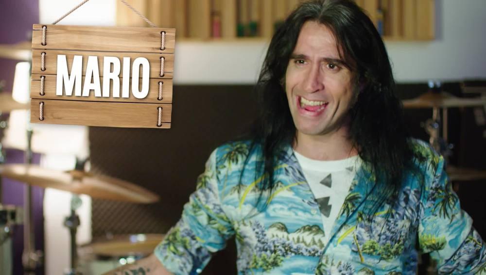 Mario Vaquerizo, en Los Hygge