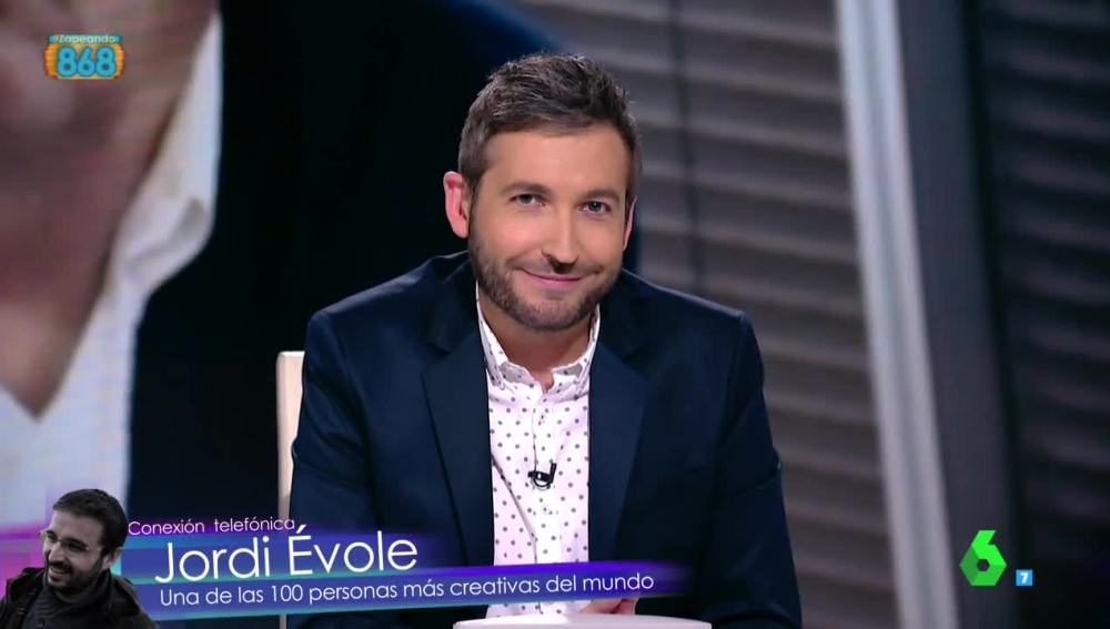 Jordi Évole habla con Frank Blanco
