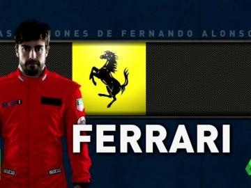 Frame 23.293315 de: ¿Ferrari o Mercedes? Fernando Alonso ya busca equipo y pone fecha a su decisión
