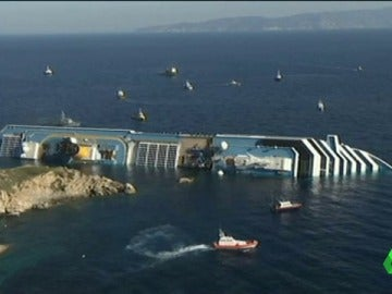Naufragio del crucero Costa Concordia