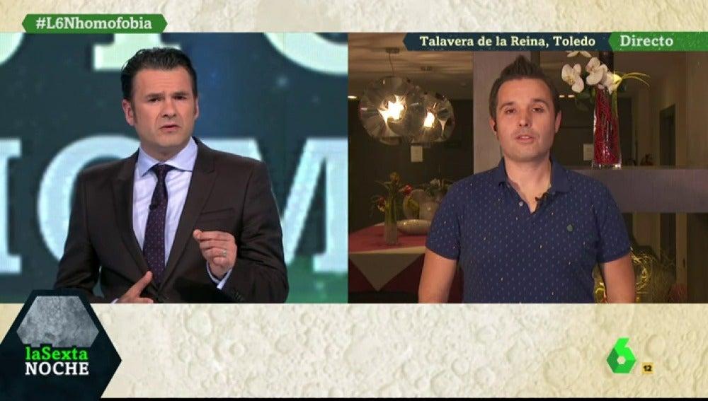Rubén López, Observatorio Madrileño contra la Homofobia