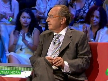 El periodista Germán Yanke