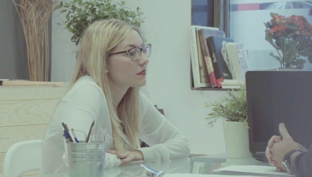 Captura del vídeo sobre los transexuales