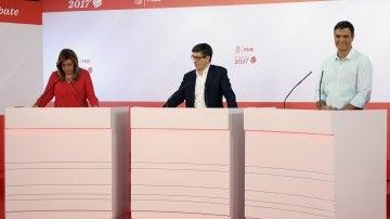 Debate del PSOE