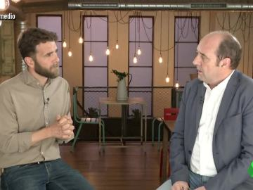 Gonzo entrevista a Jesús Maraña