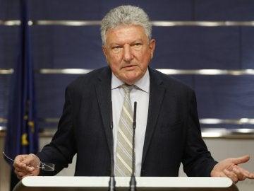 El diputado de Nueva Canarias Pedro Quevedo