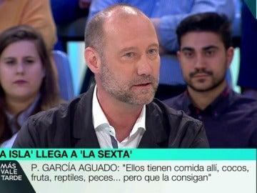 Pedro García Aguado en MVT