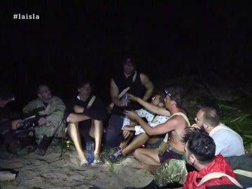 Los participantes de La Isla