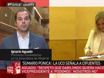 Ignacio Aguado en ARV
