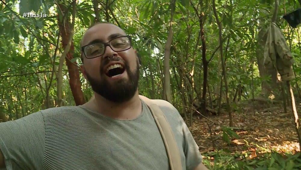 Manuel en La Isla