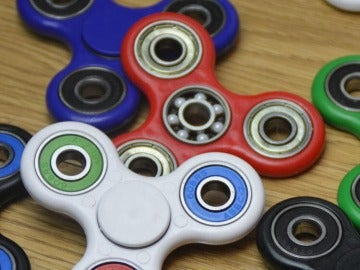 Imagen de varios Fidget Spinner