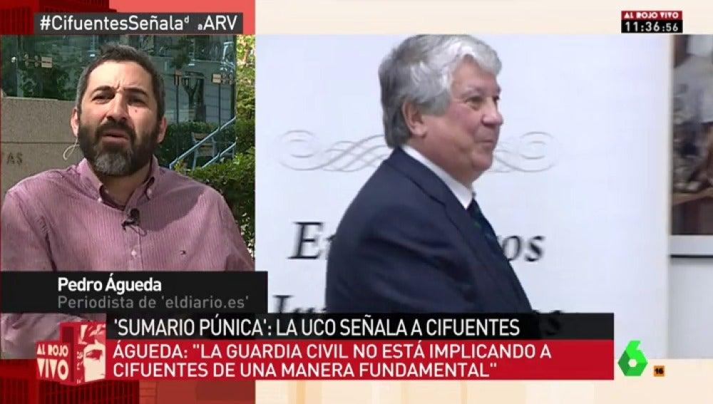 Pedro Águeda en ARV