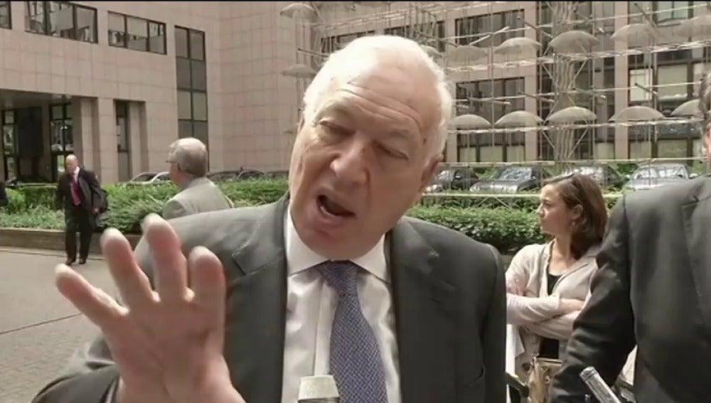 Frame 0.0 de: José Manuel García-Margallo
